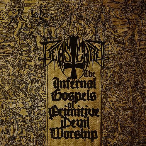 Beastcraft - The Infernal Gospels of Primitive Devil Worship LP (KS)