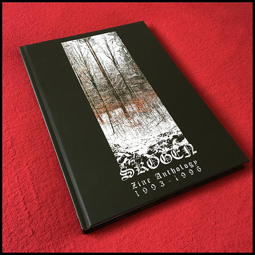 Skogen Zine Anthology 1993-1996 Hardcover BOOK