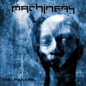 Machinery - The Passing CD