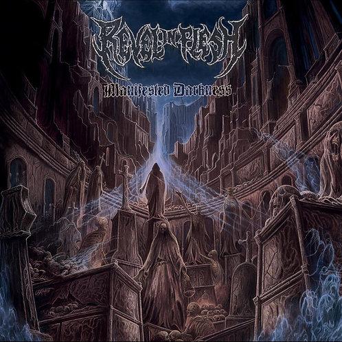 Revel in Flesh - Manifested Darkness CD (KS)