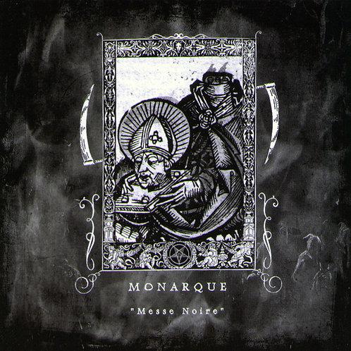 Monarque - Messe Noire CD