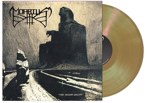 Morbius - The Shades Below LP (Gold Vinyl)