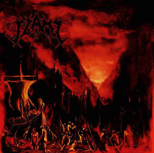 Flame - March Into Firelands CD