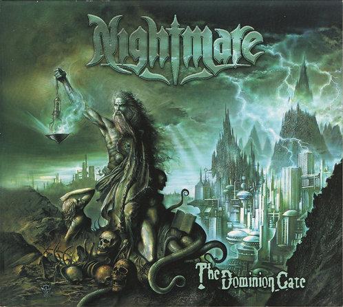Nightmare - The Dominion Gate Digi-CD