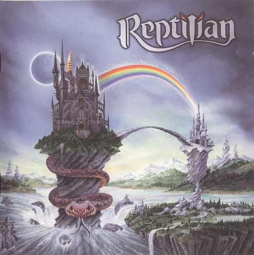 Reptilian - Castle of Yesterday CD