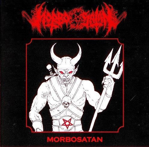 Morbosatan - Morbosatan CD
