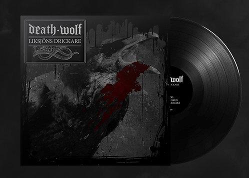 """Death Wolf - Liksjöns Drickare 12"""" MAXI SINGLE"""