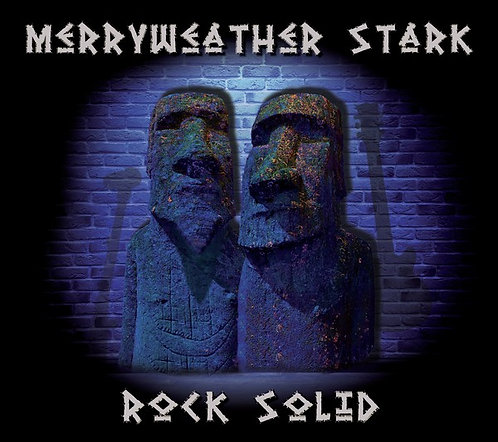 Merryweather Stark - Rock Solid LP (Blue Vinyl) (KS)