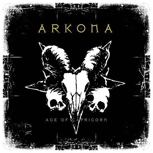 Arkona - Age of Capricorn DIGI-CD