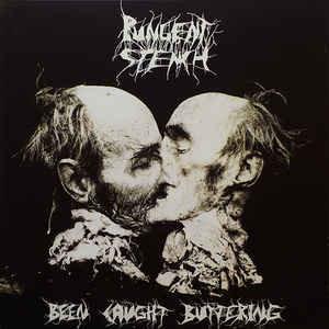 Pungent Stench - Been Caught Buttering LP (Grey Vinyl)