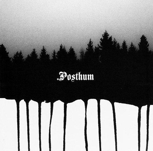 Posthum - .Posthum DIGI-CD