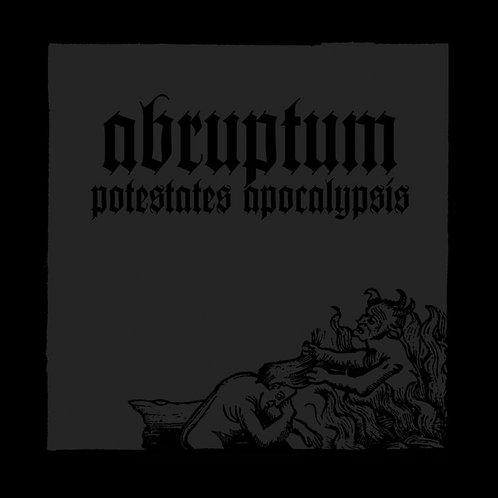 Abruptum - Potestates Apocalypsis LP