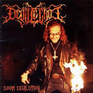 Devil Lee Rot – Doom Devilution CD