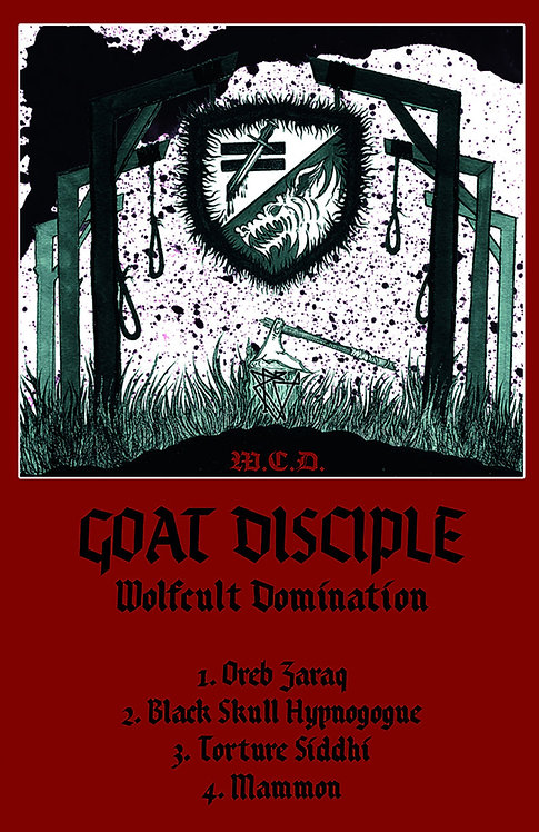 Goat Disciple - Wolfcult Domination MC