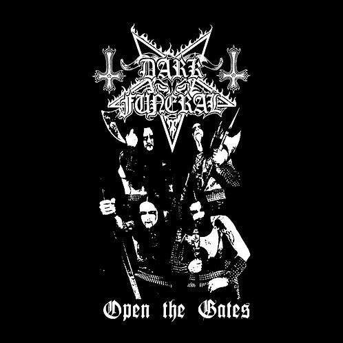 Dark Funeral - Open the Gates CD