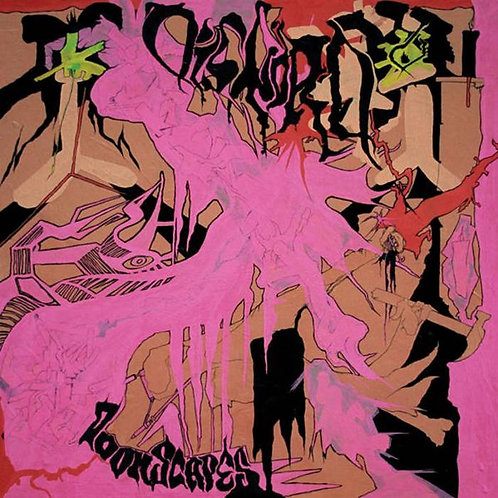 Diskord - Doomscapes / Aural Abjection 2xCD