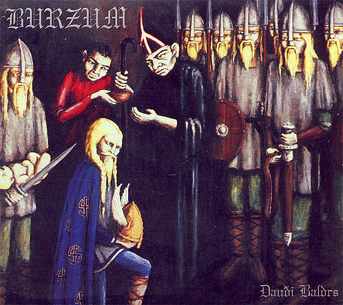 Burzum - Daudi Baldrs LP