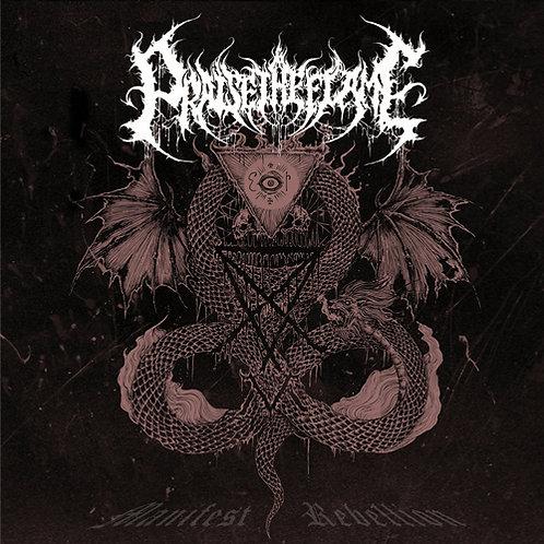 Praise the Flame - Manifest Rebellion CD