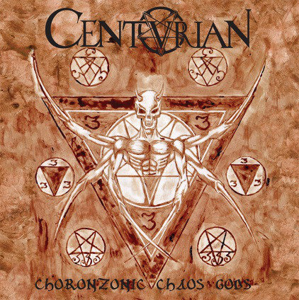 Centvrian – Choronzonic Chaos Gods LP (rust brown vinyl)