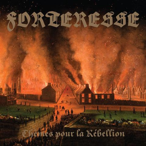 Forteresse - Themes Pour la Rebellion CD