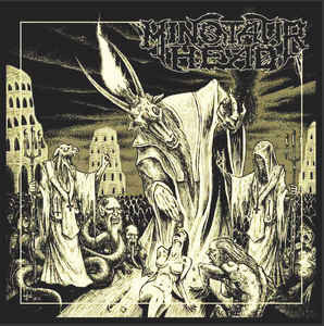 Minotaur Head - Minotaur Head LP