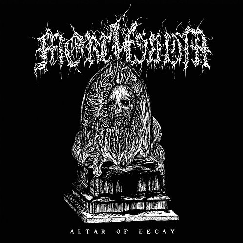 Mortiferum ‎– Altar Of Decay DIGI-MCD