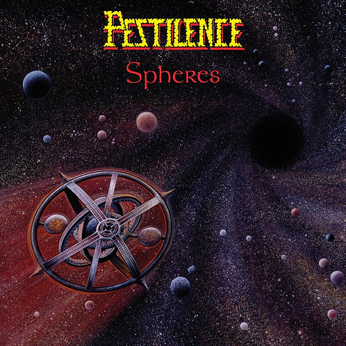 Pestilence - Spheres 2xCD