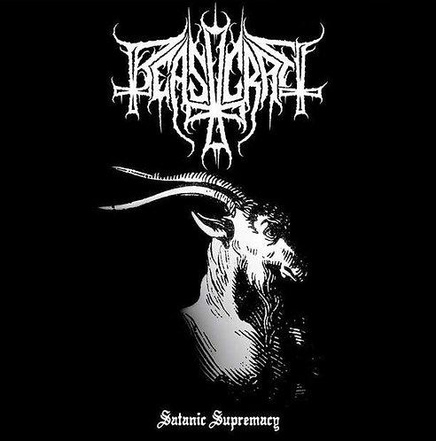 Beastcraft - Satanic Supremacy MLP (White Vinyl)