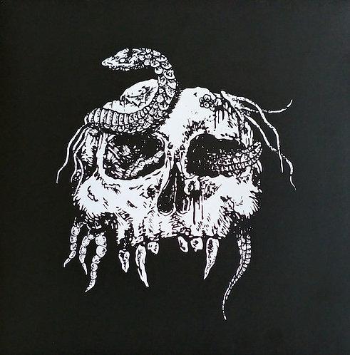 Orlok / Wampyr Dungeon - The Carpathian Plague LP