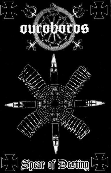 Ouroboros - Spear of Destiny TAPE