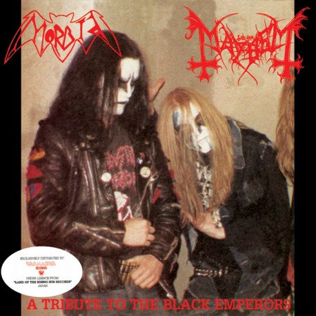 Morbid / Mayhem - A Tribute to the Black Emperors LP (Red Vinyl)