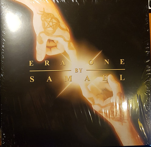 Samael - Era One / Lessons in Magic #1 2xLP (White Vinyl)