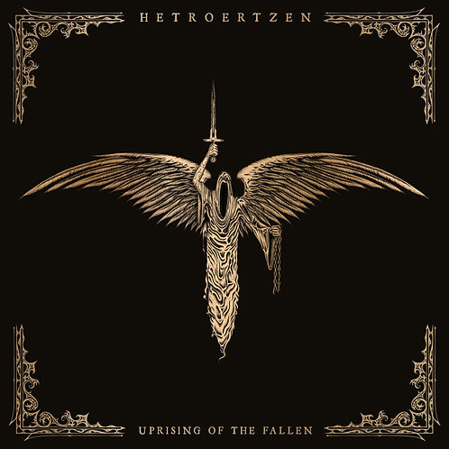 Hetroertzen - Uprising Of The Fallen DIGI-CD