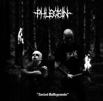 """Phlegein - Ancient Battlegrounds 10"""" EP"""