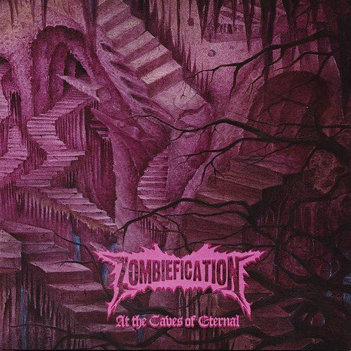 Zombiefication - At The Caves Of Eternal Digi-CD