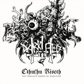 Darkified - Cthulhu Riseth LP (White Vinyl)