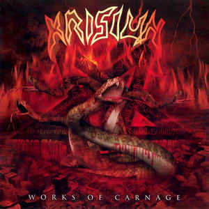 Krisiun ‎– Works Of Carnage LP
