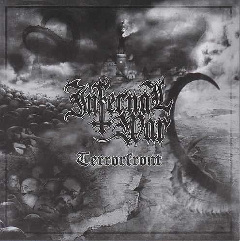 Infernal War - Terrorfront CD