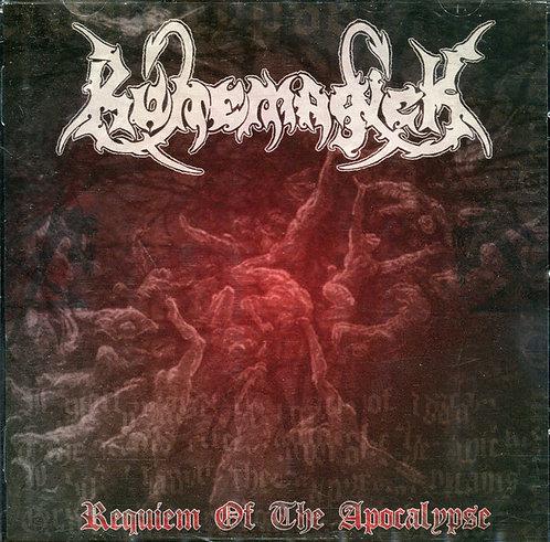 Runemagick – Requiem Of The Apocalypse CD