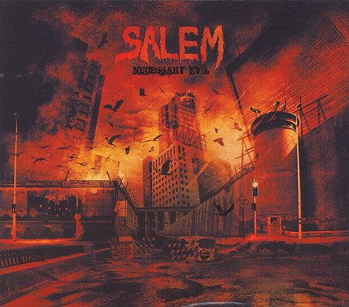 Salem – Necessary Evil CD