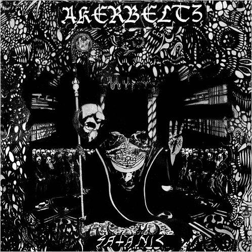 Akerbeltz – Satànic LP