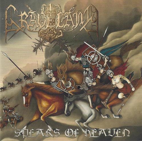 Graveland - Spears of Heaven CD