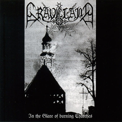 Graveland - In the Glare of Burning Churches CD
