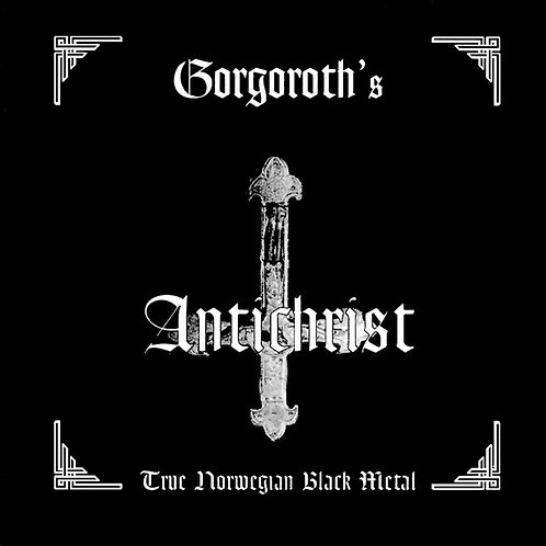 Gorgoroth - Antichrist CD