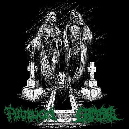 "Putrevore / Grim Fate - Split 7""EP"