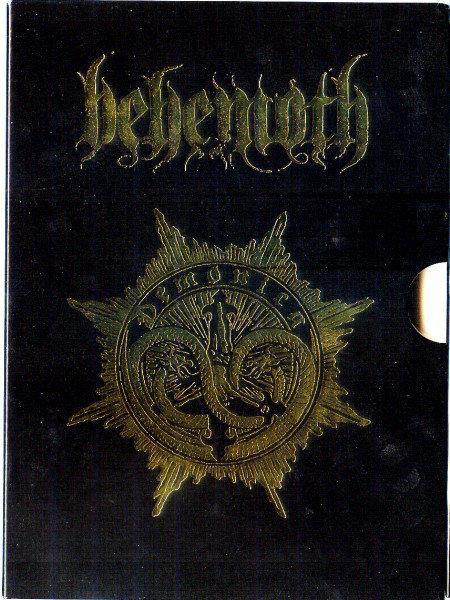 Behemoth - Demonica 2CD