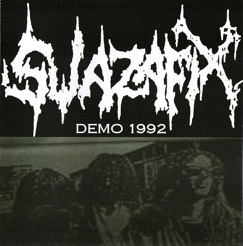 Asphyx / Evoker / Swazafix - Holland Death Cult CD