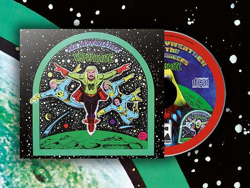 Neil Merryweather & the Space Rangers - Kryptonite DIGI-CD