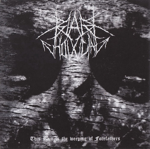 Black Howling - This Rain is the Weeping of Forefathers CD