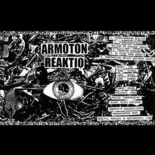 Armoton Reaktio - Demo 2019 TAPE